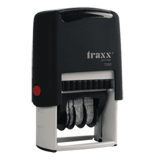 Датер 4 мм Traxx Printer 7050